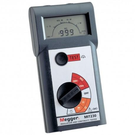 Megger MIT 230 HD - měřič izolačního odporu
