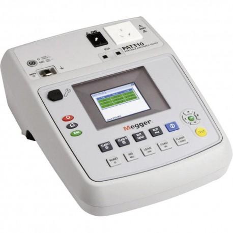 Megger PAT310 - tester el. spotřebičů a el. nářadí