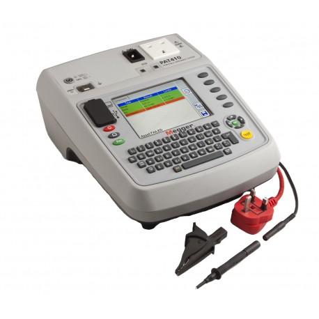Megger PAT410 - tester el. spotřebičů a el. nářadí