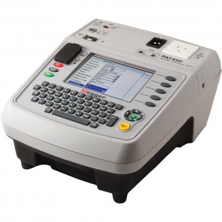 Megger PAT450 - tester el. spotřebičů a el. nářadí