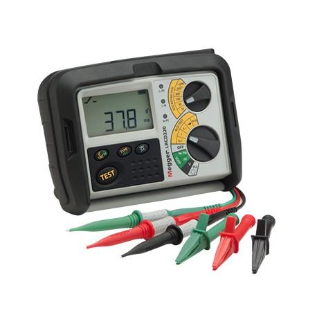 Megger LRCD200 - měřič impedance smyčky