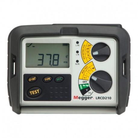 Megger LRCD210 - měřič impedance smyčky