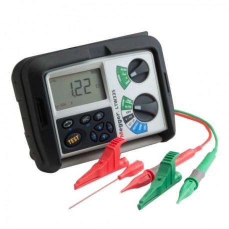 Megger LTW335 - měřič impedance smyčky