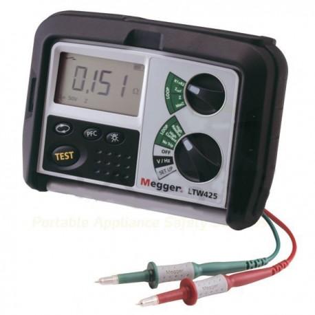Megger LTW425 - měřič impedance smyčky