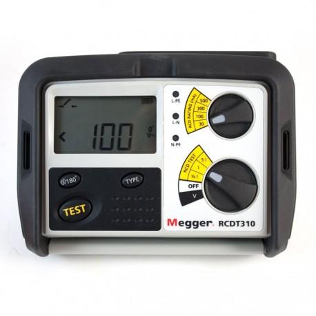 Megger RCDT310 - měřič impedance smyčky