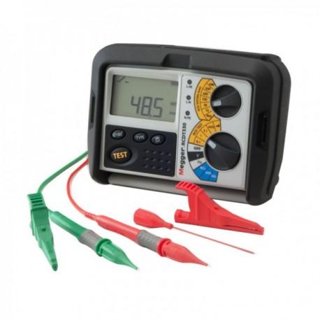 Megger RCDT330 - měřič impedance smyčky
