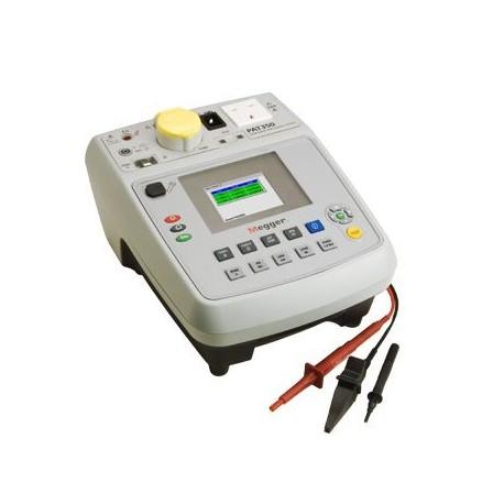 Megger PAT350  - tester el. spotřebičů a el. nářadí