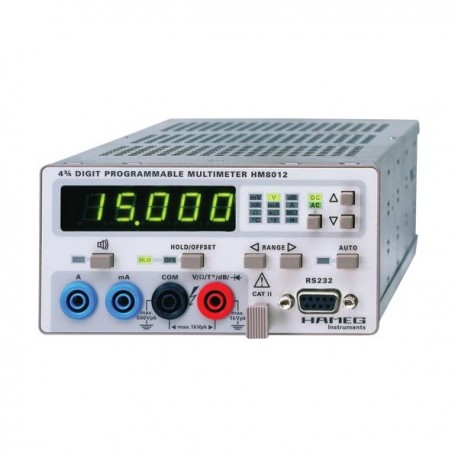 HAMEG HM 8012 - multimetr