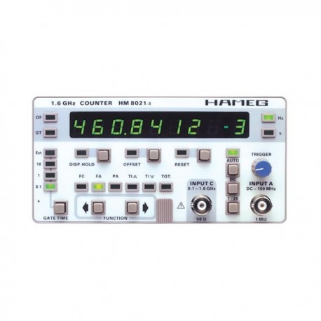 HAMEG HM 8021-4 - čítač