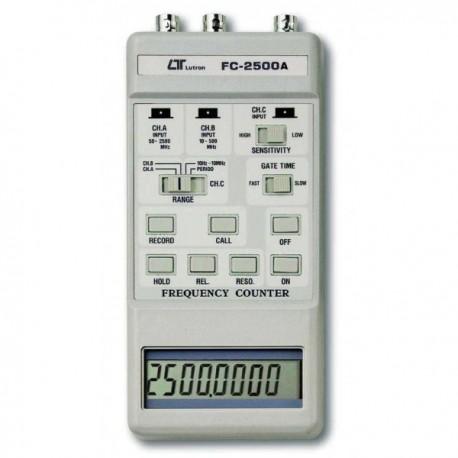 LUTRON FC 2500A - čítač