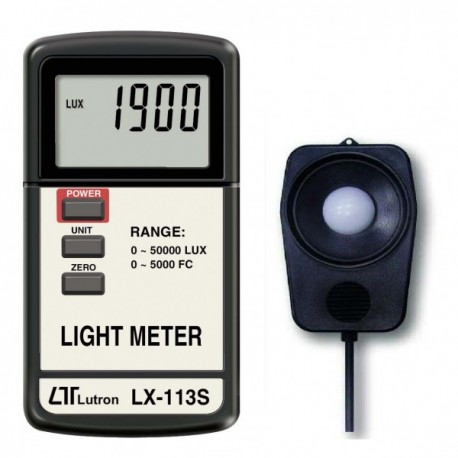 LUTRON LX 113S - luxmetr