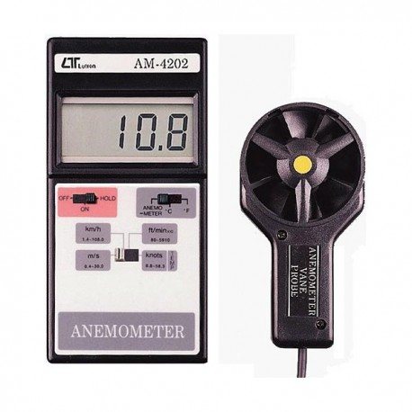 LUTRON AM 4202 - anemometr