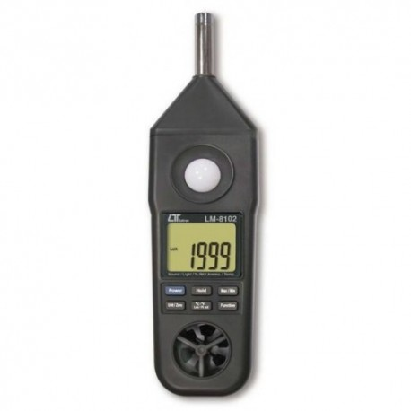 LUTRON LM 8102 - měřič venkovního prostředí