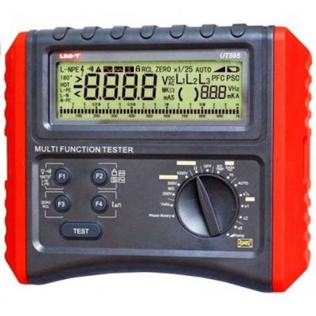 UNI-T UT595 + kalibrácia - sdružený revízní přístroj