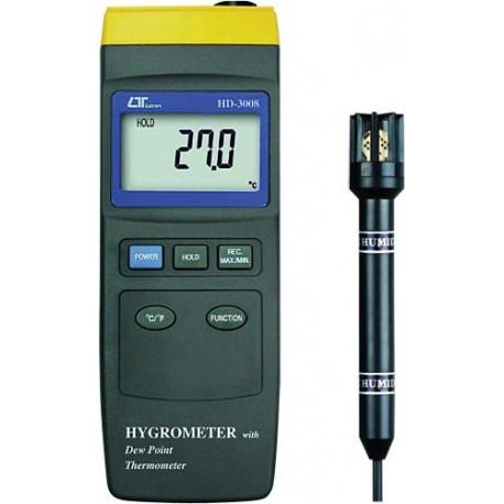 LUTRON HD 3008 - teploměr / vlhkoměr