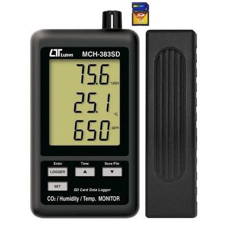 LUTRON MCH 383SD - měřič CO2