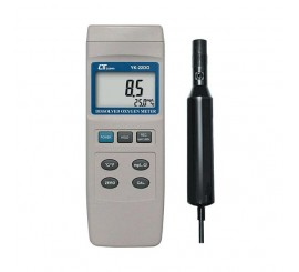 LUTRON YK 22DO - měřič kyslíku v roztoku a teploty