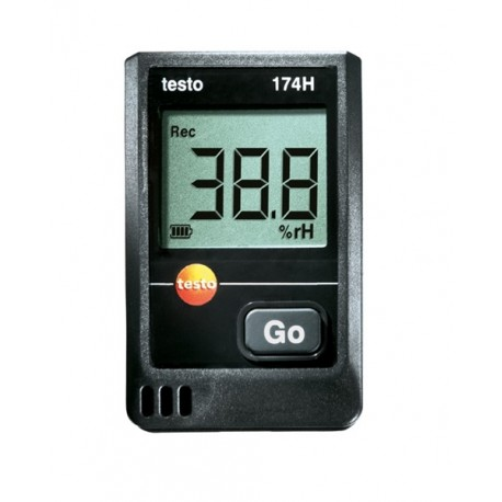 Testo 174H - teplotní datalogger