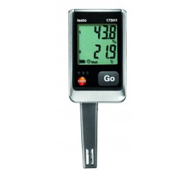 Testo 175 H1 2 - datalogger teploty a vlhkosti