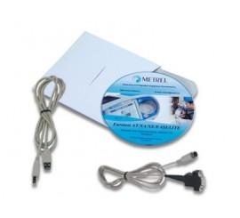A 1291 - PC SW EuroLink PRO s USB a RS232 / PS2 Kabel