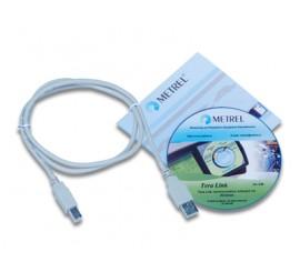 Metrel A 1056 - PC SW TeraLink s kabelem RS232