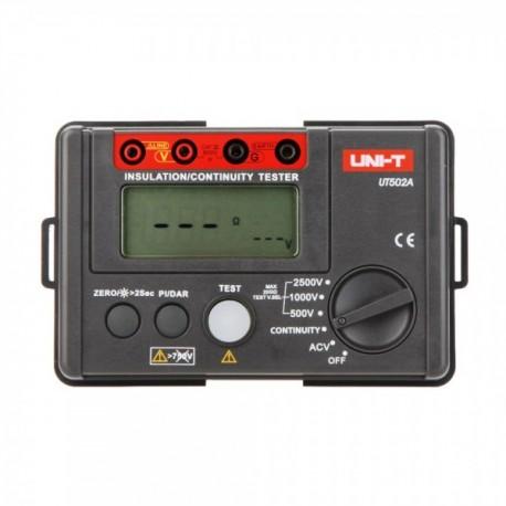 UNI-T UT502A - měřič izolačního odporu