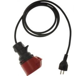 Metrel A 1316 - třífázový zkušební kabel s 16A