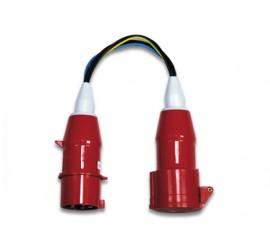 Metrel A1389 - adaptér CEE 5-P 16A
