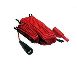 Metrel A1026 - Měřicí vodič červený, 20m
