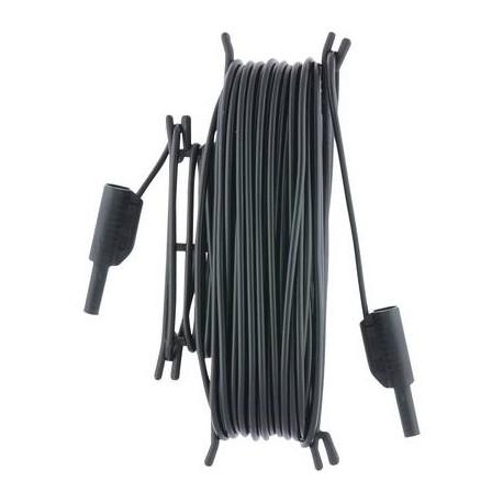 Metrel A1153 - Měřicí vodič černý, 20 m