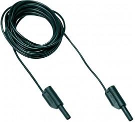 Metrel A1154 - Měřicí vodič černý, 4 m