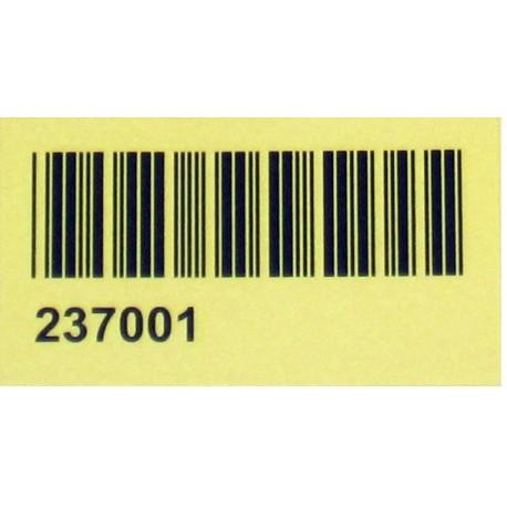 P 9060 - štítky s čárovým kódem (65 ks)