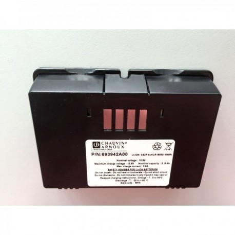 Chauvin Arnoux Akumulátor (baterie)