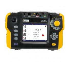 C.A 6117 - kontrola a revize instalacií