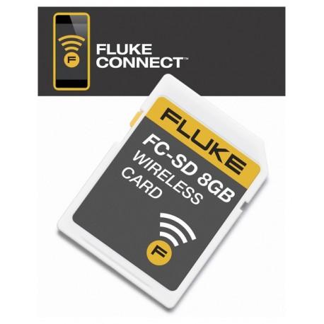 FLUKE FC SD CARD - Bezdrátová SD karta
