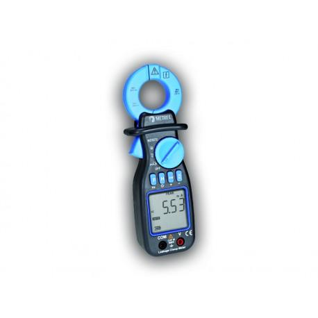 MD 9272 - Kompaktní klešťový měřič unikajících proudů, výkonů a zkreslení s přehledným displejem