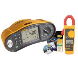 Fluke 1664 FC + Fluke 325 + software - sdružený revízní přístroj ! AKČNÍ SET !