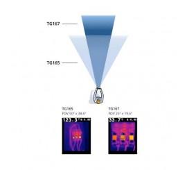 Vizuální IR teploměr FLIR TG167