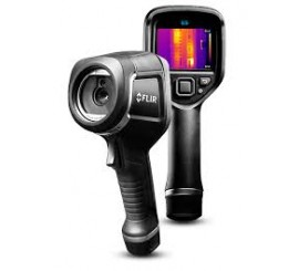 FLIR E5 - termokamera s WIFI