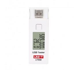 UNI-T UT658 - tester napětí USB