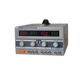 Geti GLPS 3005E 2x0-30V/ 0-5A+ (5V-3A) - laboratorní zdroj