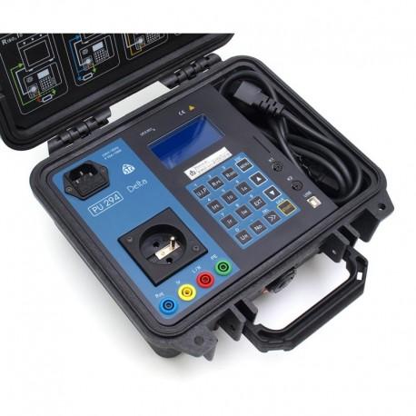 Metra Blansko PU 294 Delta - revize elektrických spotřebičů
