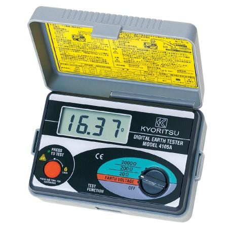 Kyoritsu KEW 4105A - měřič zemních odporů