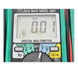 Kyoritsu KEWMATE 2001 - kapesný multimetr