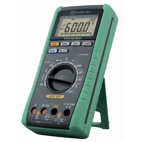 Kyoritsu KEW 1051 - digitální multimetr TRM