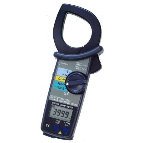Kyoritsu KEW 2002PA - klešťový ampérmetr