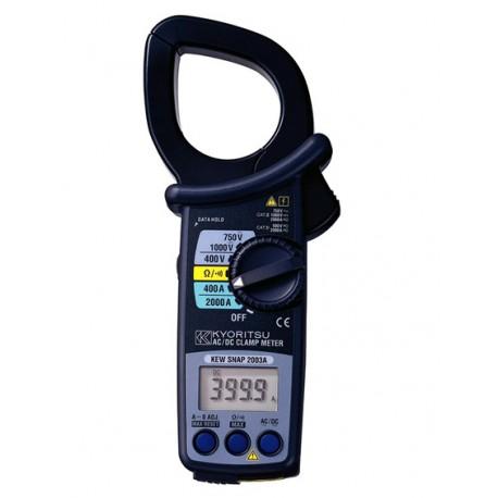 Kyoritsu KEW 2003A - klešťový ampérmetr