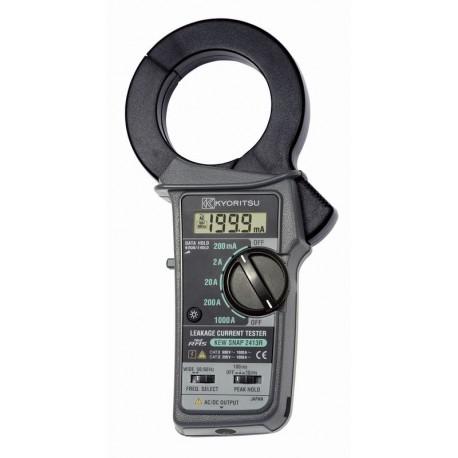 Kyoritsu KEW 2413F - klešťový ampérmetr