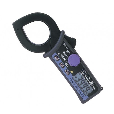 Kyoritsu KEW 2433 - klešťový ampérmetr