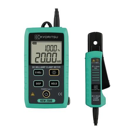 Kyoritsu KEW 2500 - klešťový procesní miliampérmetr